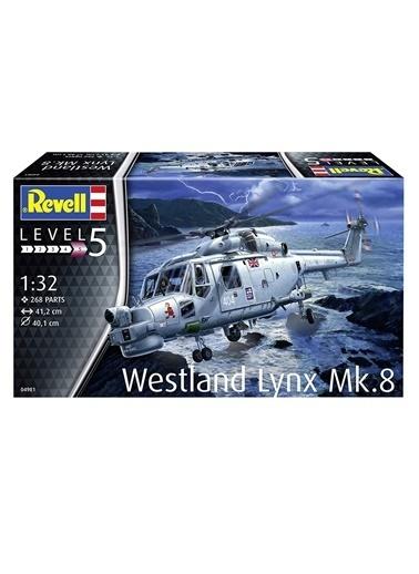 Revell  Maket Westland Lynx Mk8 04981 Renkli